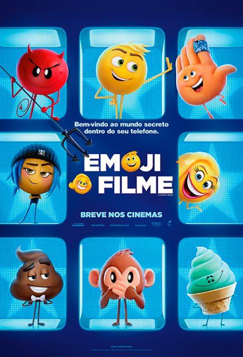 Emoji o filme 3d