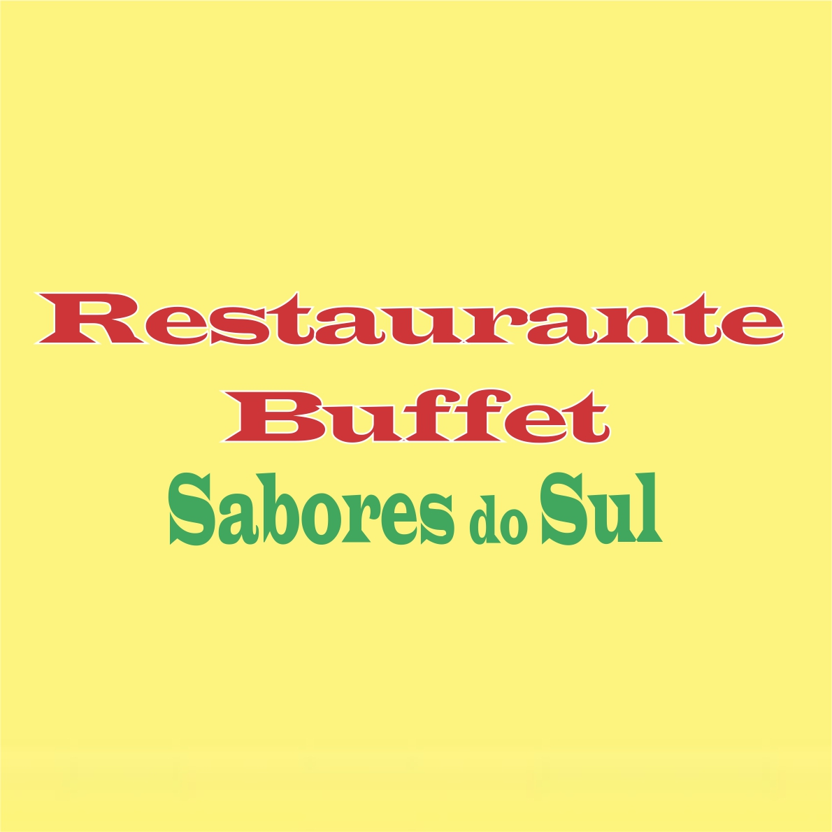 Restaurante Buffet Sabores do Sul
