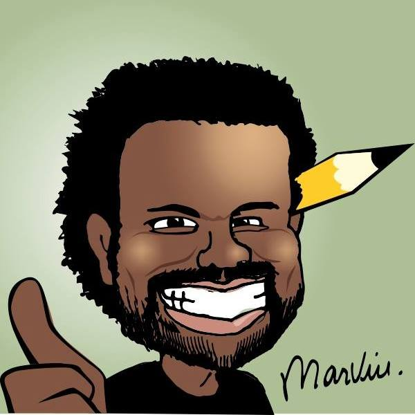 Marvin Caricaturas