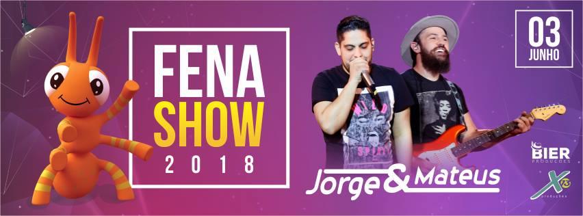 JorgeEMateus- Fenashow 2018