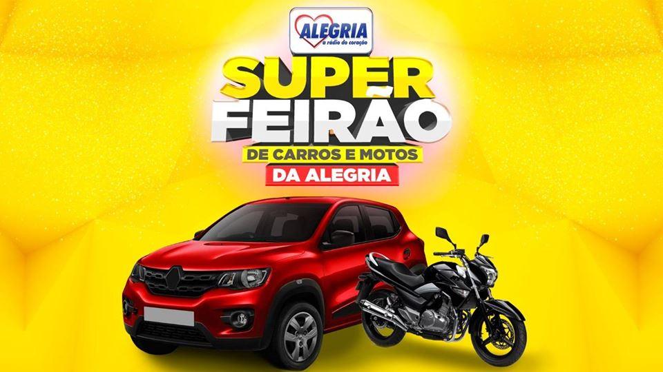 Super Feirão de Carros e Motos da Alegria - Pelotas