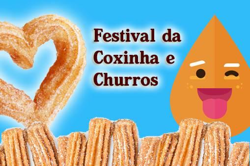 1o festival da Coxinha e Churros Pelotas