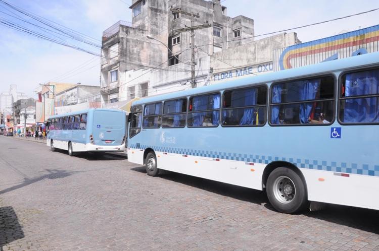 Linha de ônibus do BGV volta ao itinerário normal