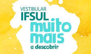 IFSul abre período de pré-inscrições para o Vestibular de Verão 2019