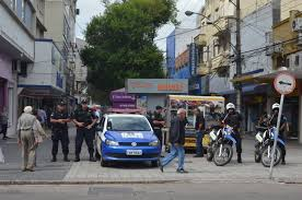 Operação Tudo Azul busca coibir roubos e furtos no centro de Pelotas