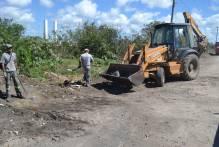 Mutirão de limpeza ocorre no Areal