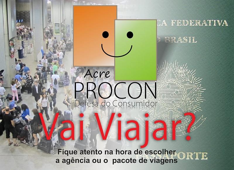 PROCON ORIENTA SOBRE PACOTES DE VIAGENS PARA FÉRIAS DE JULHO