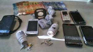 PRESÍDIO : Polícia Civil faz Operação Pente Fino