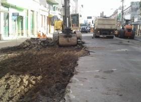 Pelotas: Ônibus serão transferidos da Deodoro para a Professor Araújo