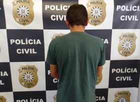 Polícia Civil realiza prisão de indivíduo foragido da justiça em Pelotas