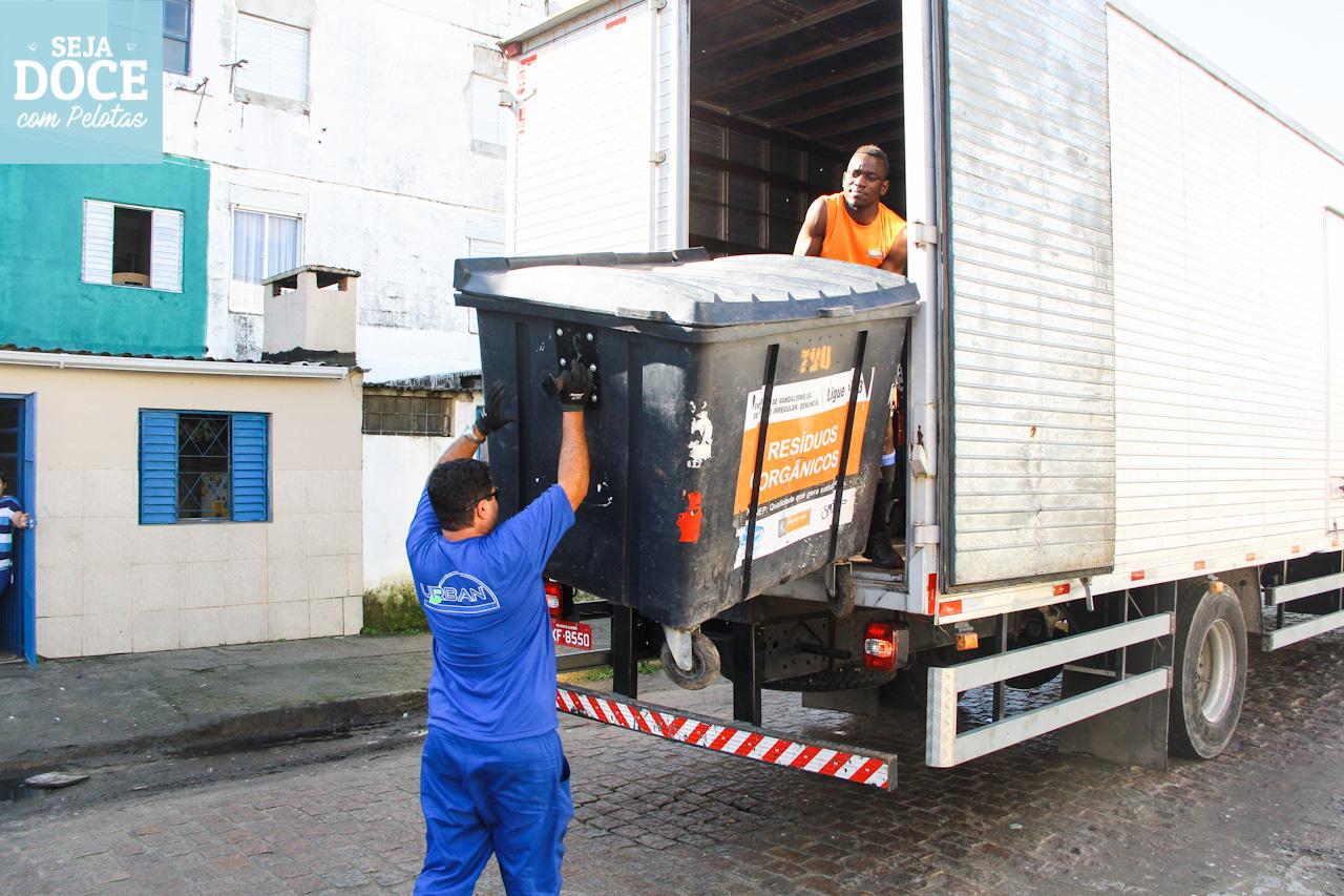 Empresa Urban assume o recolhimento de lixo na cidade