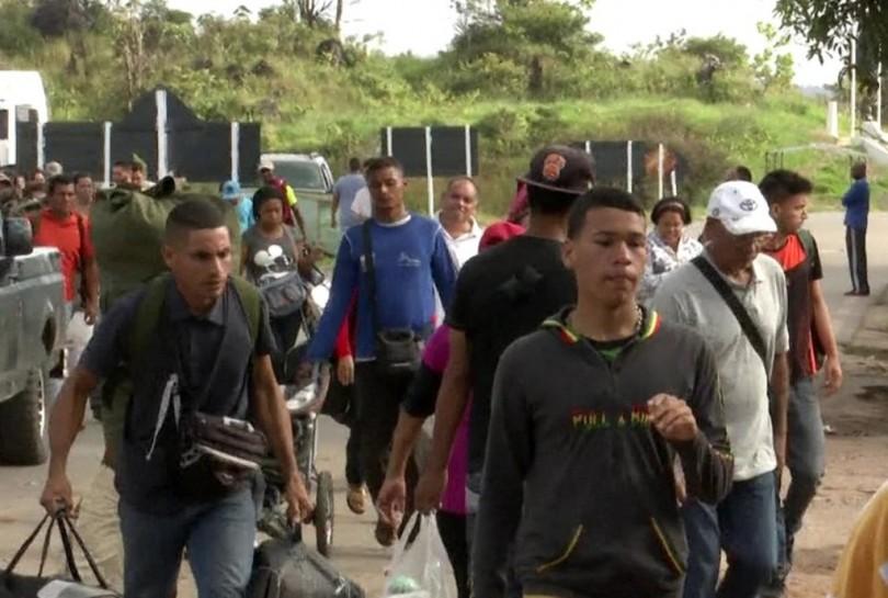Mais de 16 mil venezuelanos pedem refúgio em Roraima em seis meses, diz PF