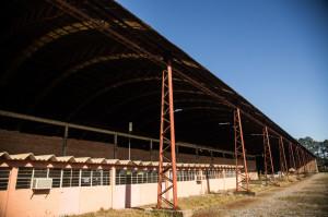 RESSOCIALIZAÇÃO DE APENADOS : PRÉDIO PARA CENTRO SOCIAL COMEÇA A SER DESOCUPADO