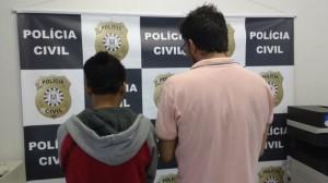 RECEPTACÃO : POLÍCIA CIVIL PRENDE ADVOGADO