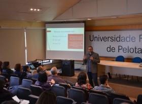 Pró-reitores de graduação do país reúnem-se na UFPel