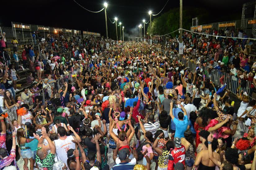Carnaval 2018 termina sem ocorrências