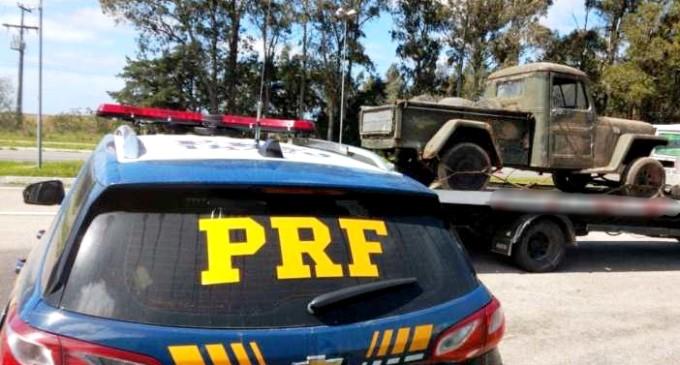 PRF : COMBATE AOS CRIMES TRANSFRONTEIRIÇOS