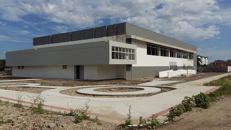 Obras do Ginásio Municipal estão em fase final