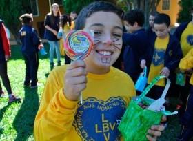 ESPECIAL JTR: LBV Pelotas promove arrecadação de chocolates para jovens carentes