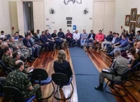 Prefeita decreta situação de emergência na terça em Pelotas