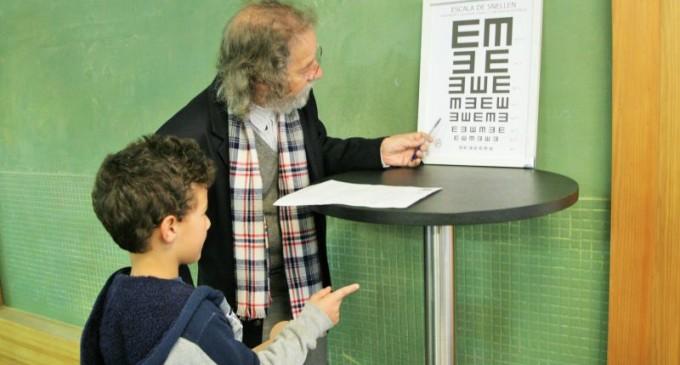 UCPEL FAZ TESTE DE VISÃO GRATUITO