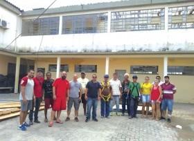 Prefeitura de Capão do Leão intensifica ações de recuperação de escola para retomada das aulas