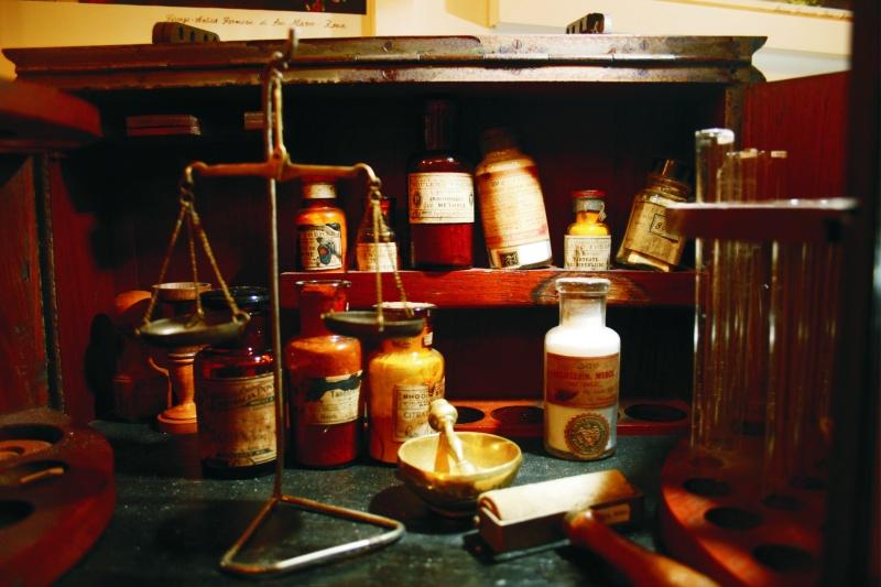 Museu Farmacêutico Moura