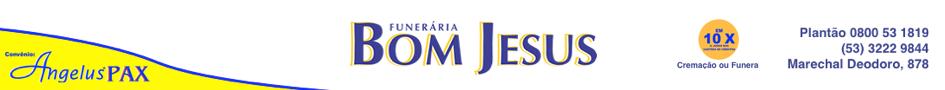 Pelotas, funeraria, bom jesus