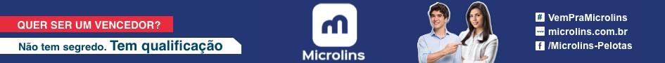 microlins, cursos pelotas, computação, línguas, idiomas