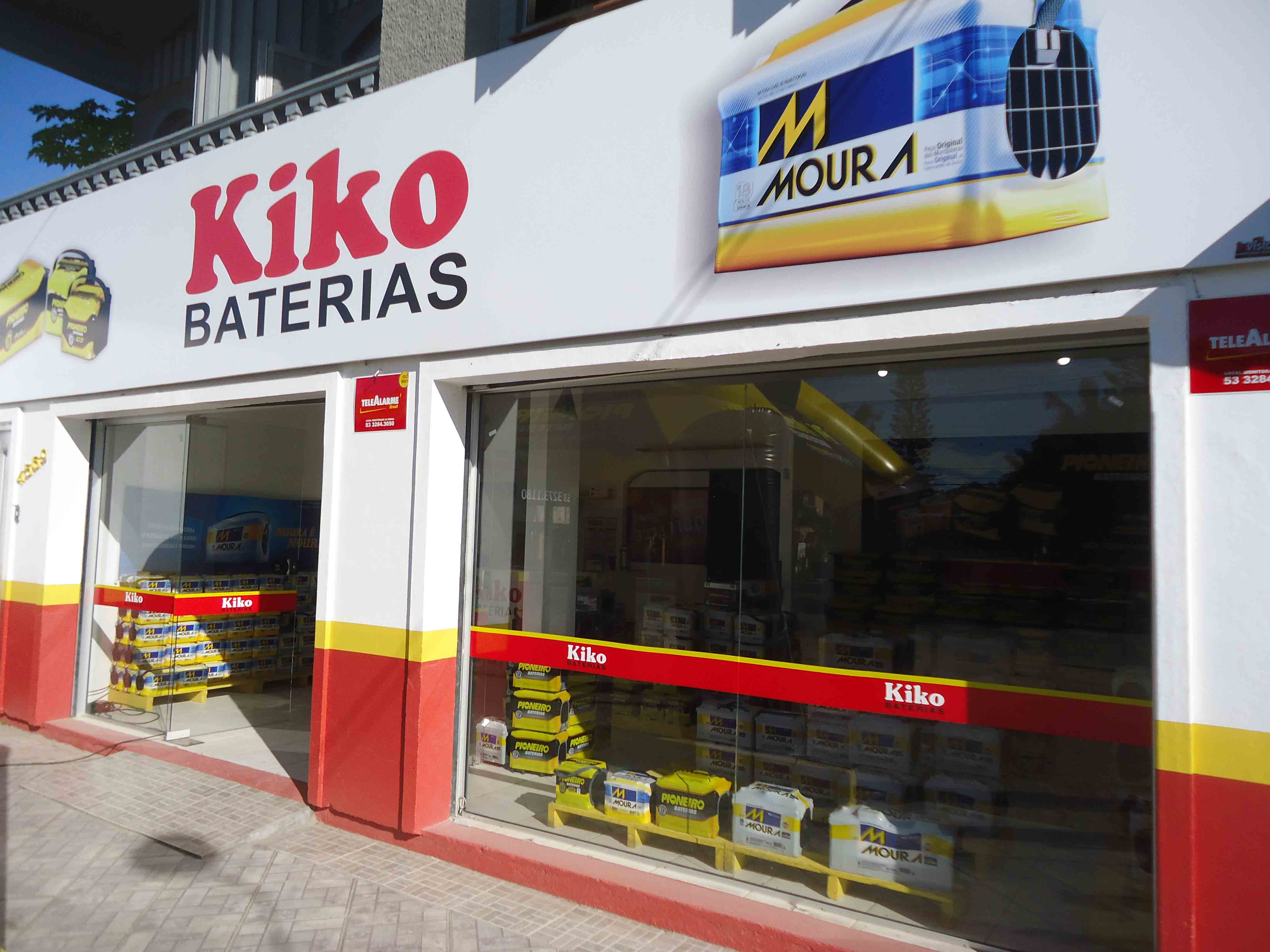Kiko Baterias Tres Vendas