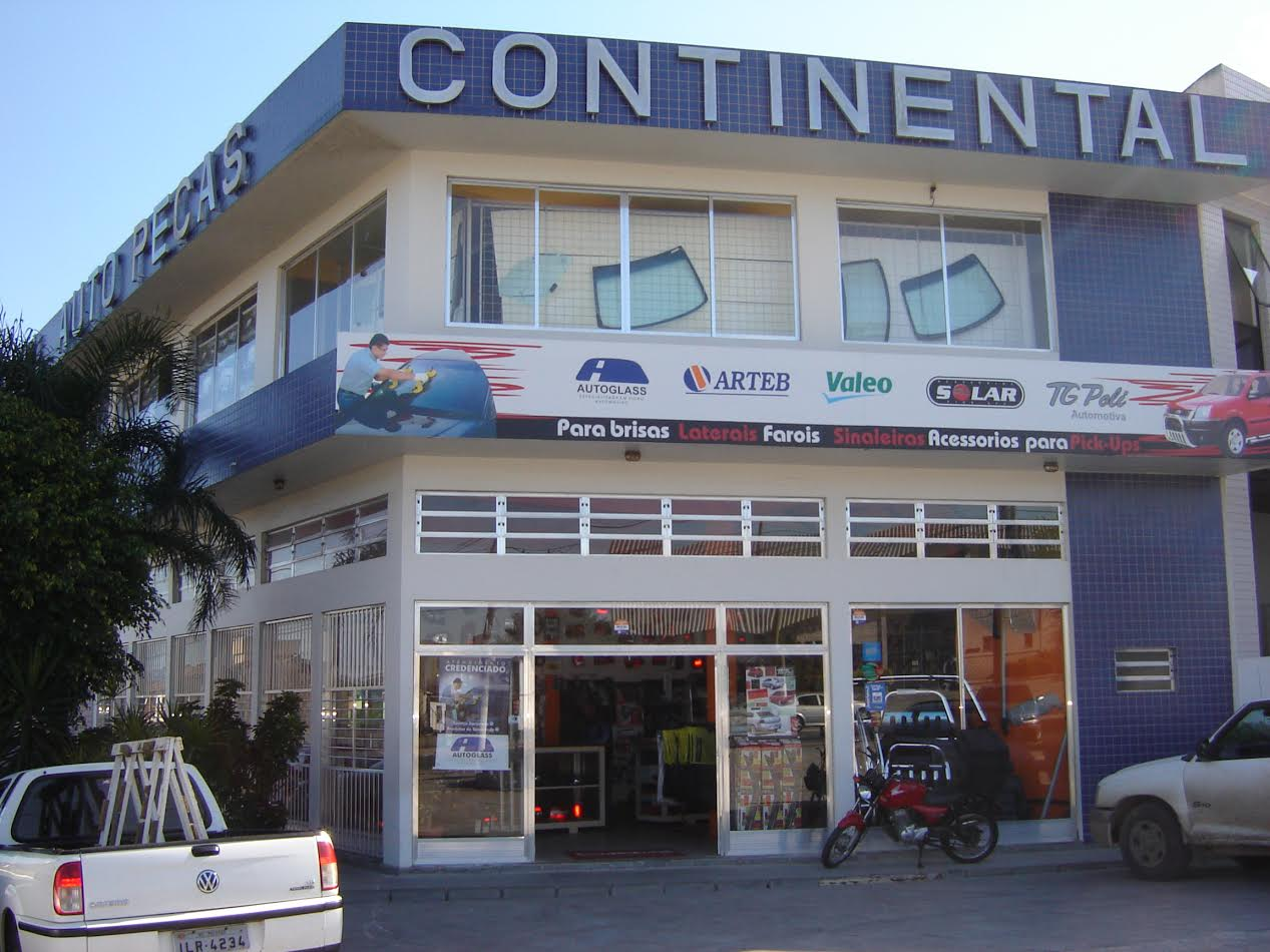 Continental Vidros Automotivos