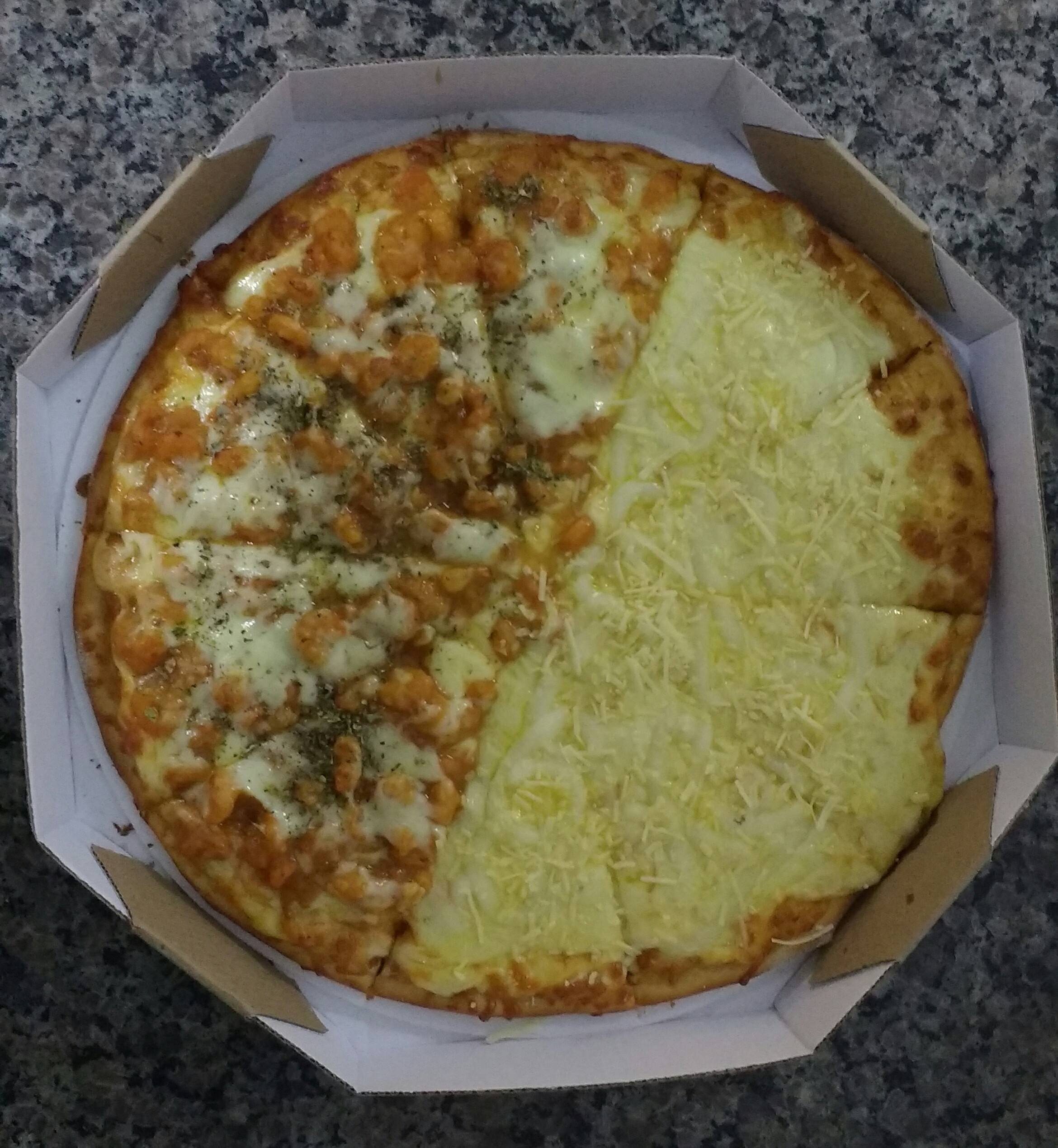 Tele Pizza Frank - confraria