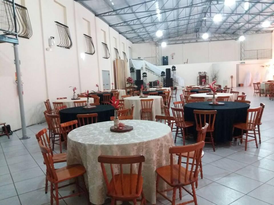 Monte Bello Salão para Festas