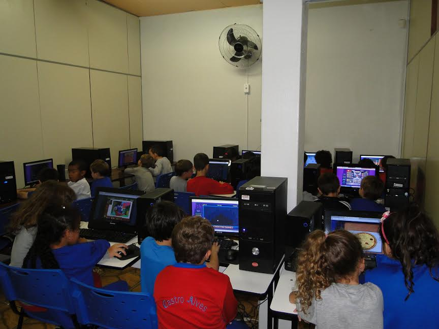 Escola Castro Alves - Recanto Infantil