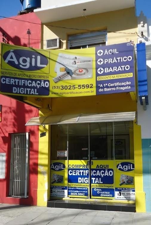 Agil certificação Digital