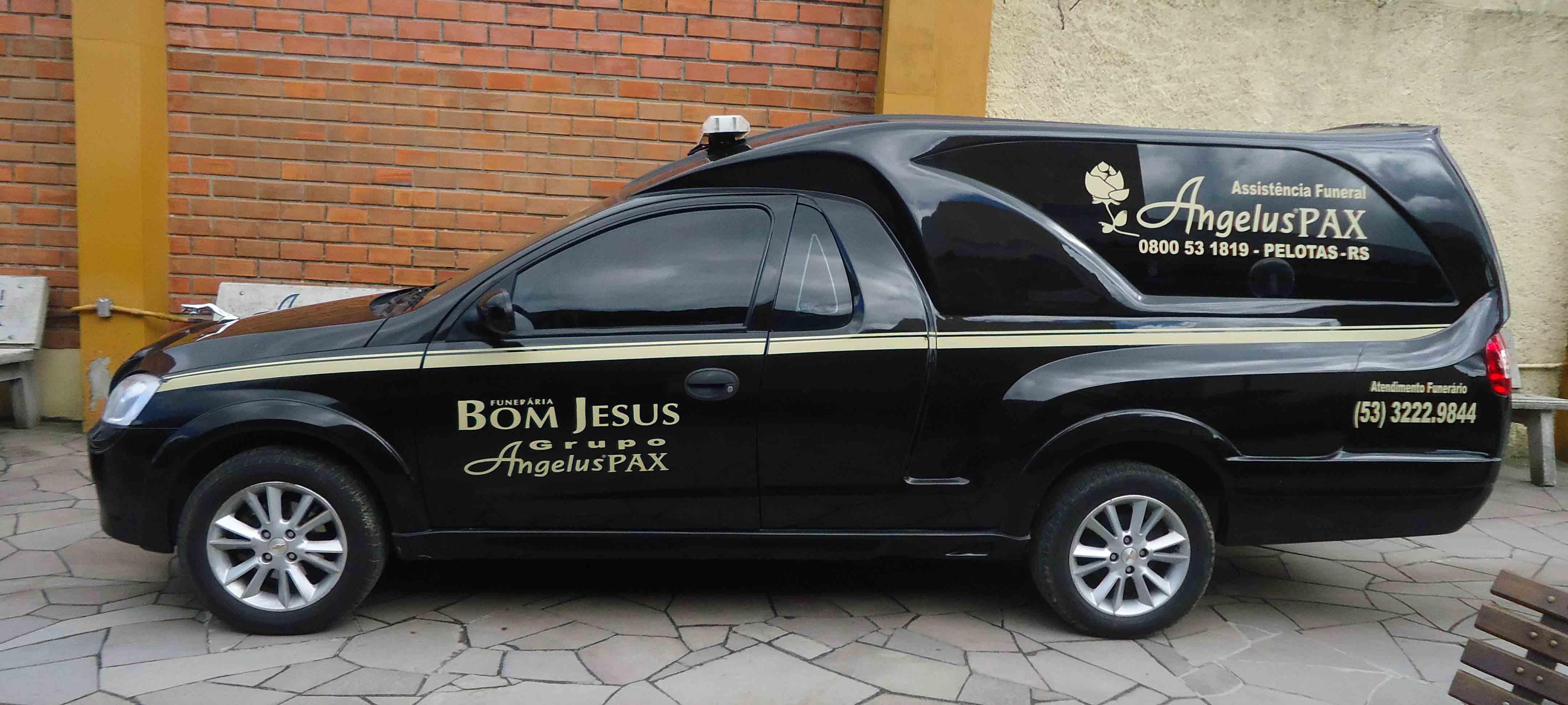 foto 03 Memorial Angelus Pax Capelas  Velatórias
