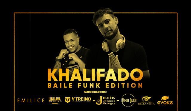 Khalifado Baile Funk Edition - Mc Davi