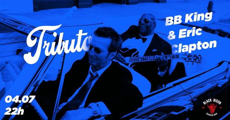 Tributo B.B. King e Eric Clapton