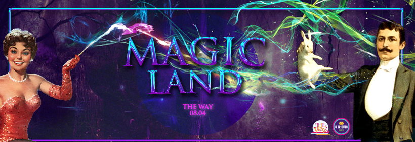 MAGIC LAND - O MUNDO DOS SONHOS