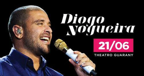 Show Diogo Nogueira - Alma Brasileira - Pelotas-RS