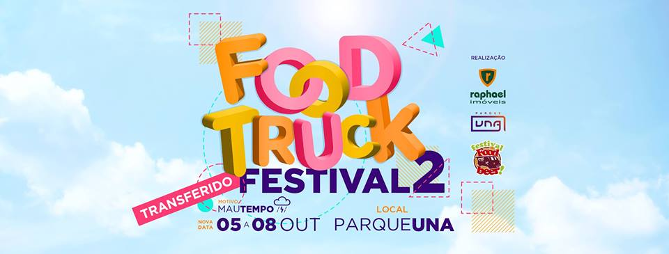 Food Truck Festival 2 - FoodBeer e Parque Una