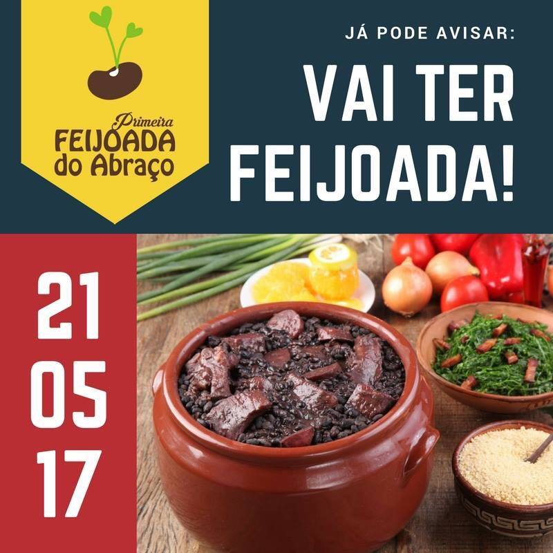 Feijoada Beneficente do Abraço