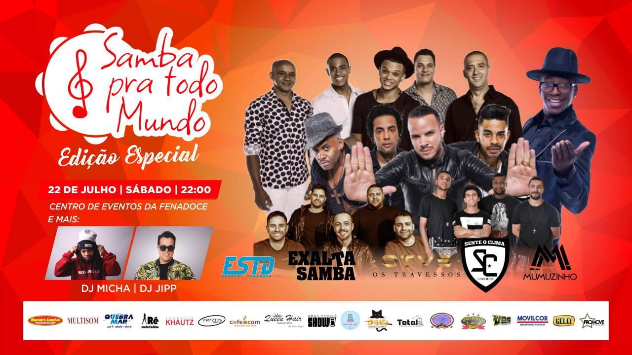 Samba pra todo Mundo EdiçãoEspecial