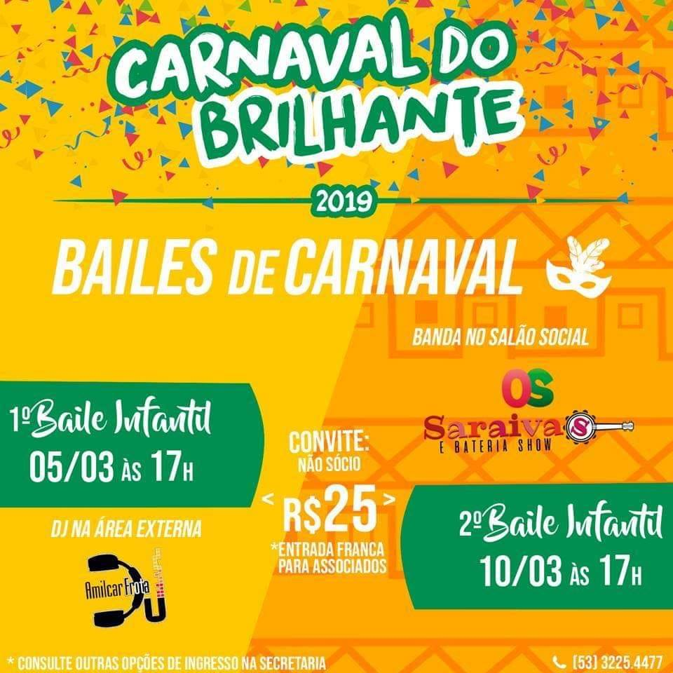 Carnaval do Brilhante 2019