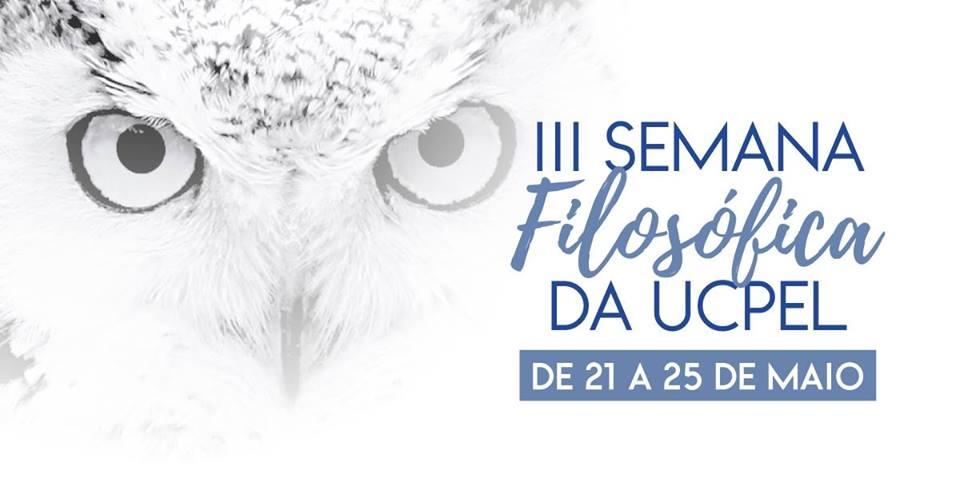 Semana Filosófica da UCPel