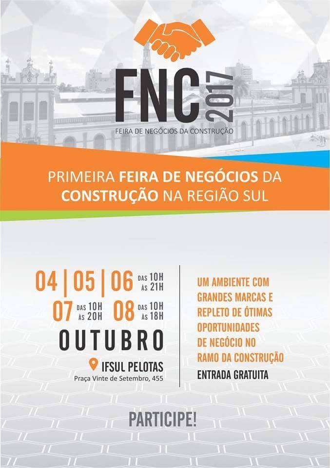 FNC 2017 Feira de negócios da construção