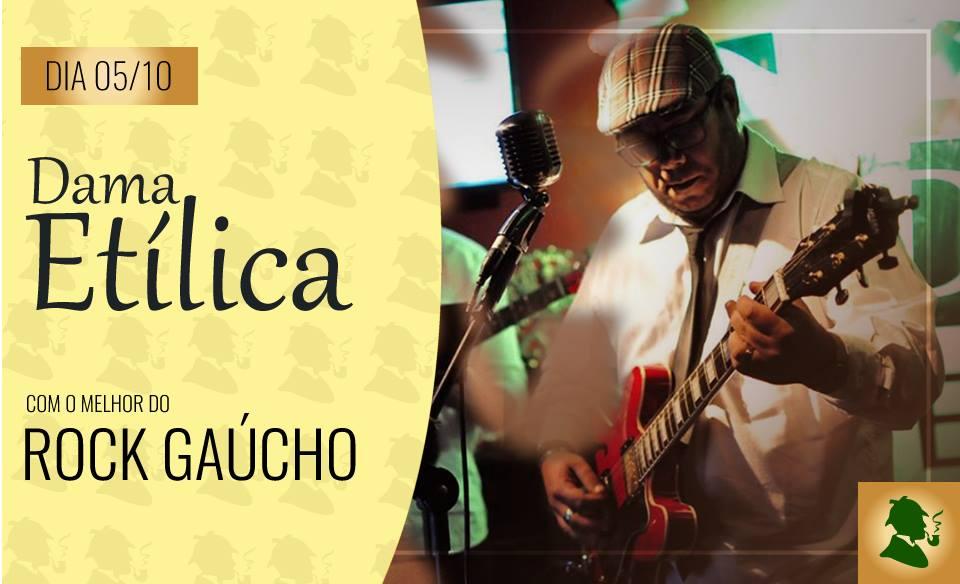 Rock Gaúcho - Dama Etílica