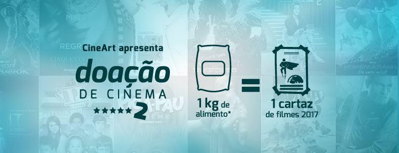 Doação de Cinema 2