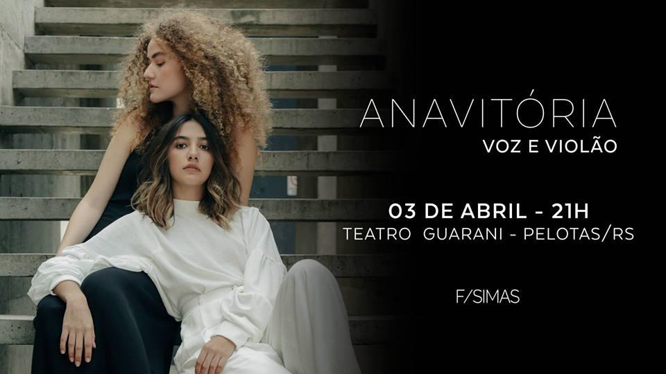 Anavitória  Pelotas, RS