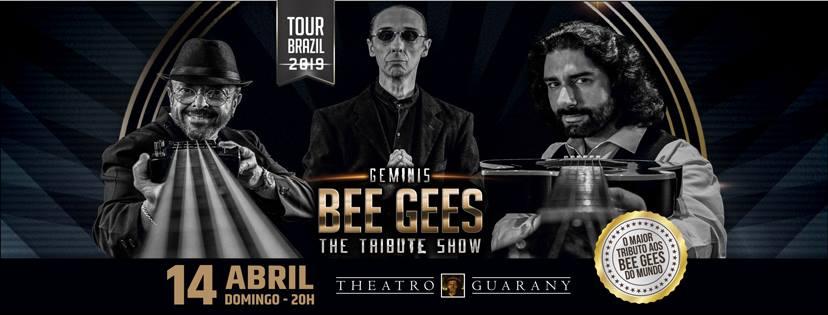 Geminis Bee Gees Pelotas Tour 2019